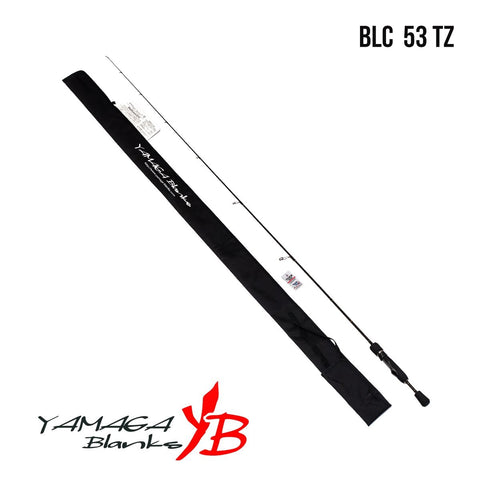 YAMAGA BLANKS Blue Current TZ - BS Fishing
