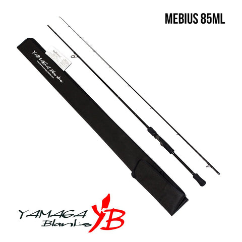 YAMAGA BLANKS Mebius - BS Fishing