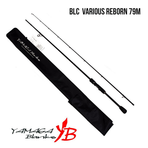 YAMAGA BLANKS Various Reborn - BS Fishing