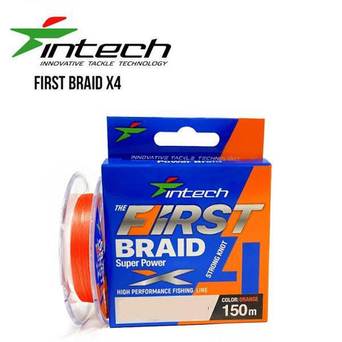 INTECH First Braid X4 150m