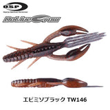 "O.S.P DoLive Craw 3.0"" (7.5 cm) - 7 pc - BS Fishing"