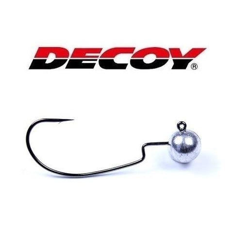 Tête plombée Texan  Decoy Nail Bomb VJ-71 (sachet) - BS Fishing