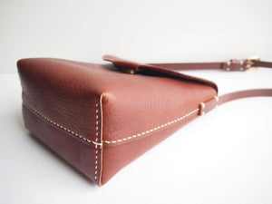 Crossbody Bag - Small / Tan