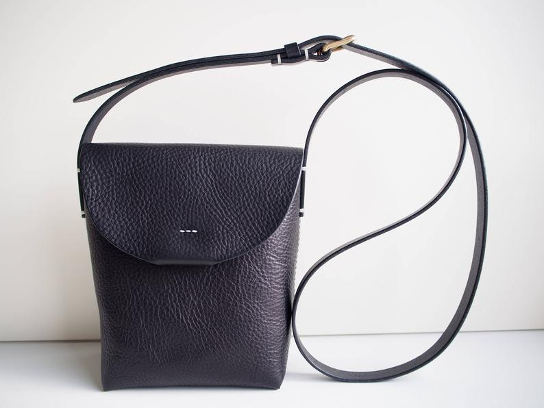 Crossbody Bag - Small / Black