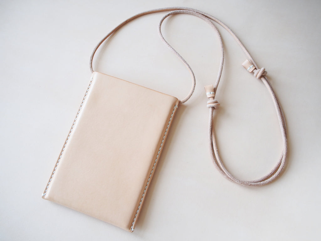 Phone Sling Bag - Natural