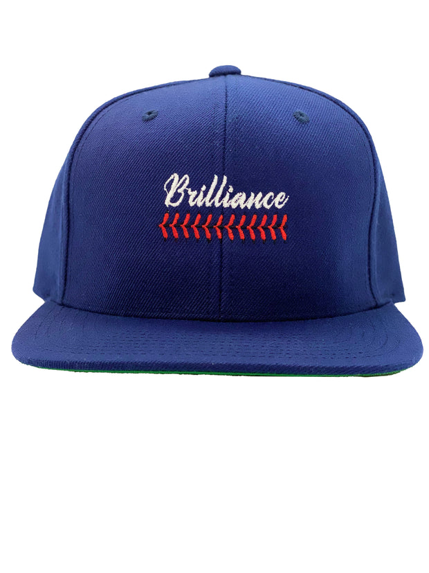 BB SNAPBACK | BRILLIANCE x STITCHES HAT - Baseball Brilliance
