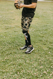Baseball Brilliance | Full Length Pro Style Leg Sleeve - Baseball Brilliance