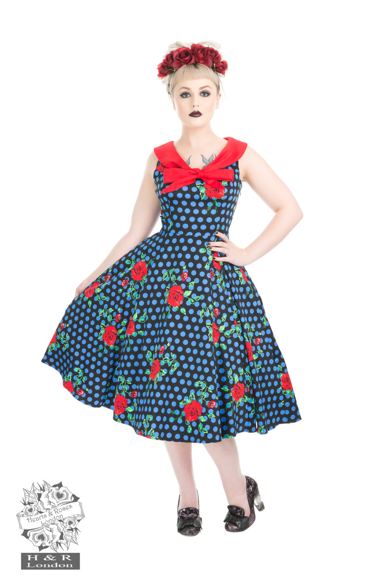 3191 Rose Marie Day Dress