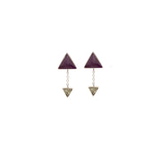Arrow Silver Earrings