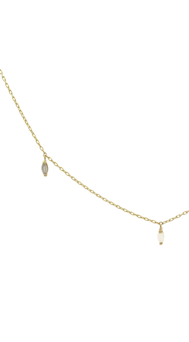 Petit Spring Gold Necklace