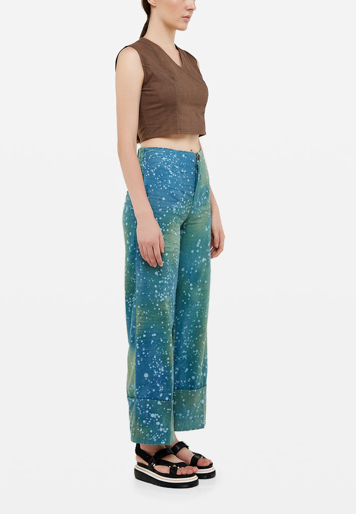 Embun Wide Trousers - Imaji Studio