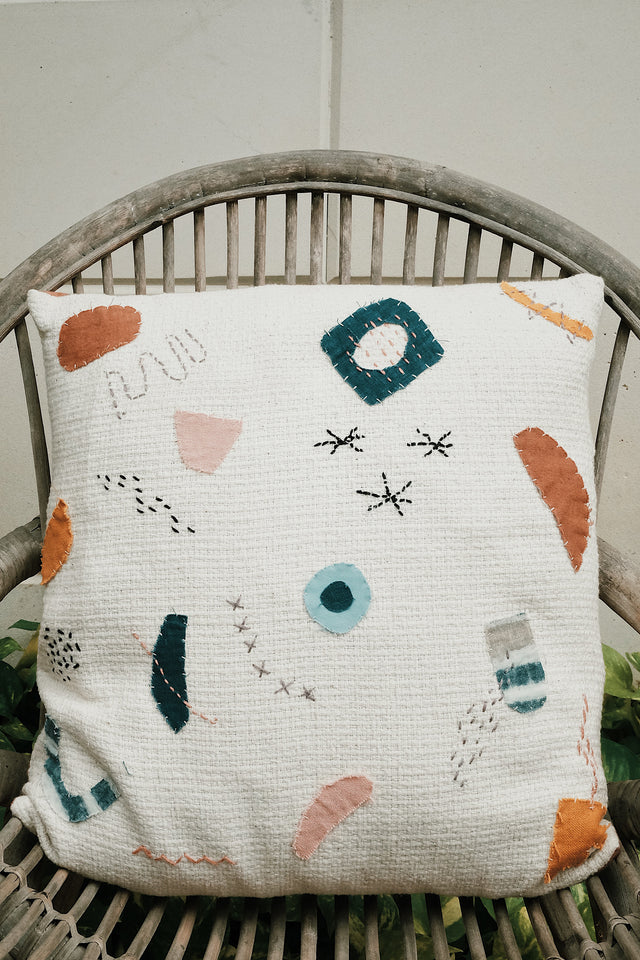 Cushion Cover NapLap A - Imaji Studio