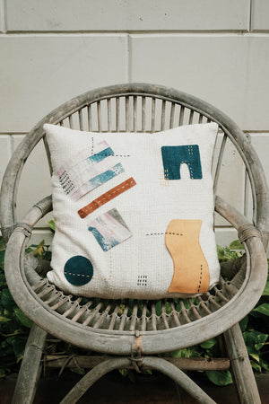 Cushion Cover NapLab B - Imaji Studio