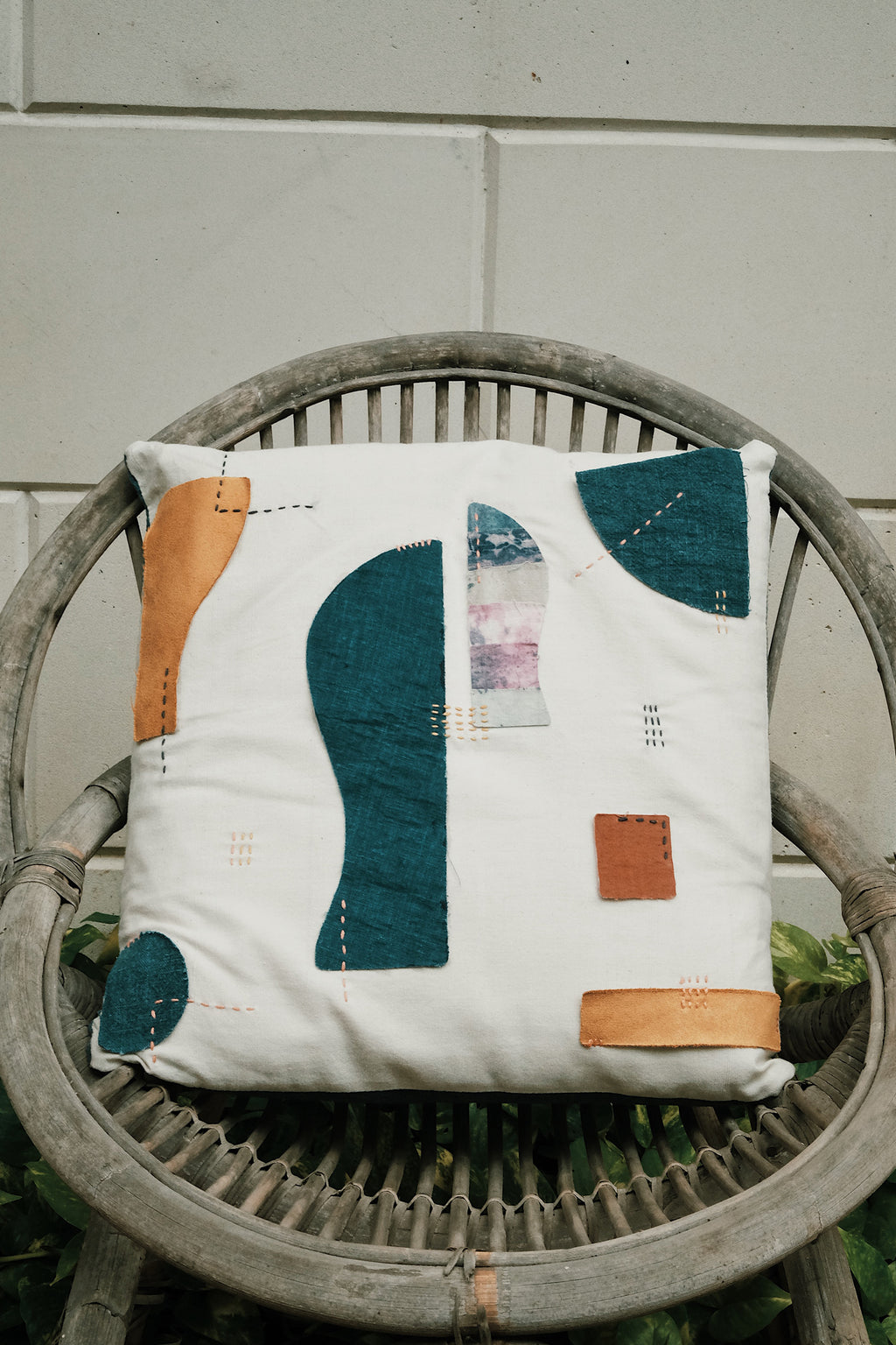 Cushion Cover NapLab C - Imaji Studio