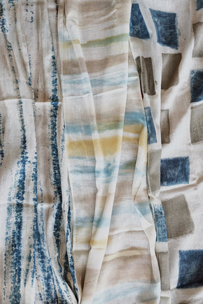 Classic Long Scarves - Imaji Studio
