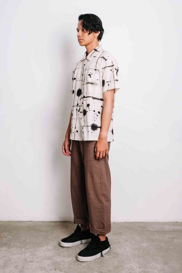 Brown Pants - Imaji Studio