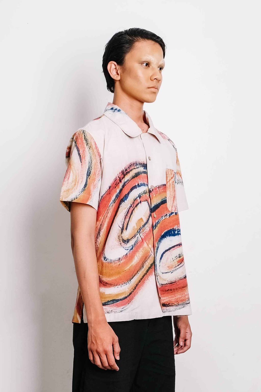 Saturn Shirt - Imaji Studio