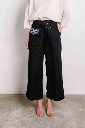 Black Pants - Imaji Studio