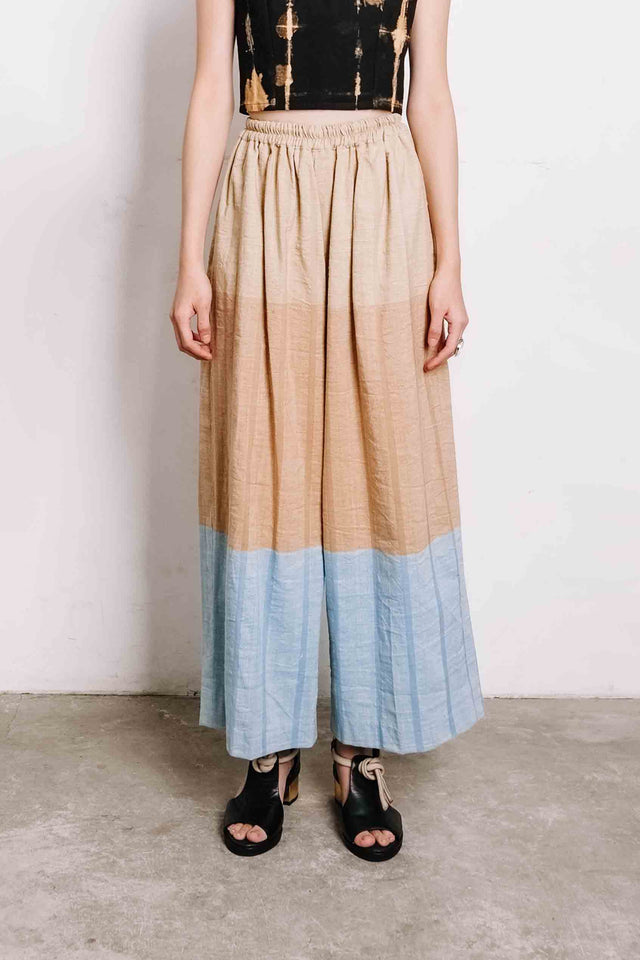 Three Tone Pants - Imaji Studio