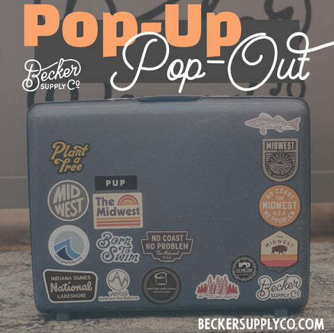 Becker Supply Co. Pop-Up Pop_Out