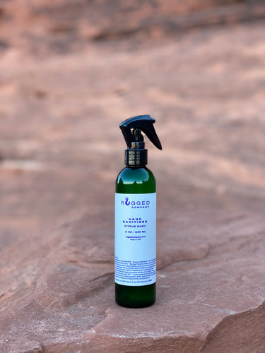 Rugged Co Hand Sanitizer