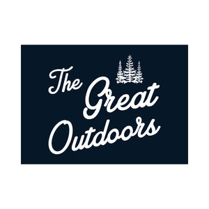The Great Outdoors 5x7 Print