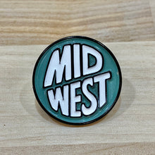 Load image into Gallery viewer, Midwest Enamel Pin