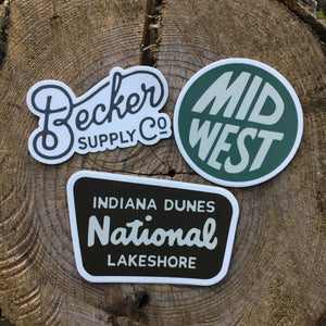 Midwest Sticker Pack
