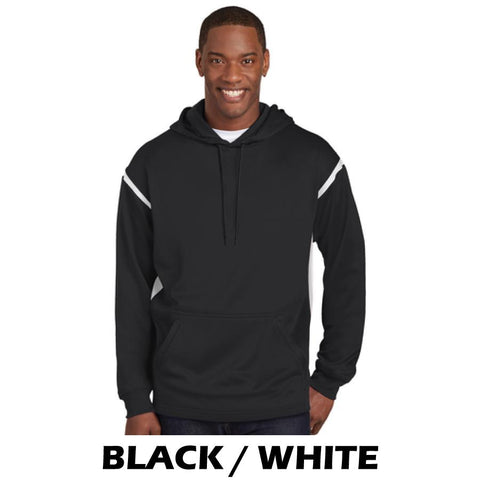 NLCC F246 100% Polyester Performance Hoodie