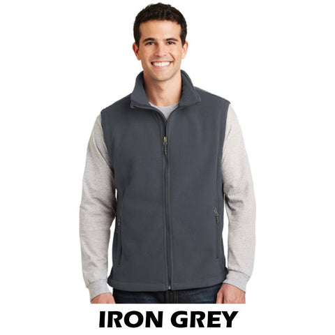 NLCC F219 Mens Fleece Vest
