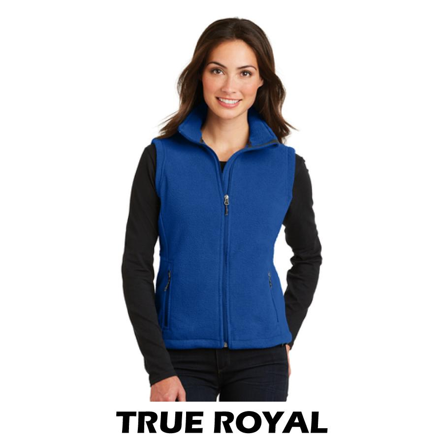 NLCC L219 Ladies Fleece Vest