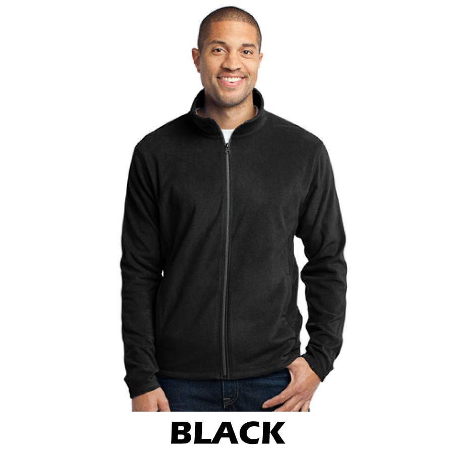 NLCC F223 Mens Microfleece Jacket