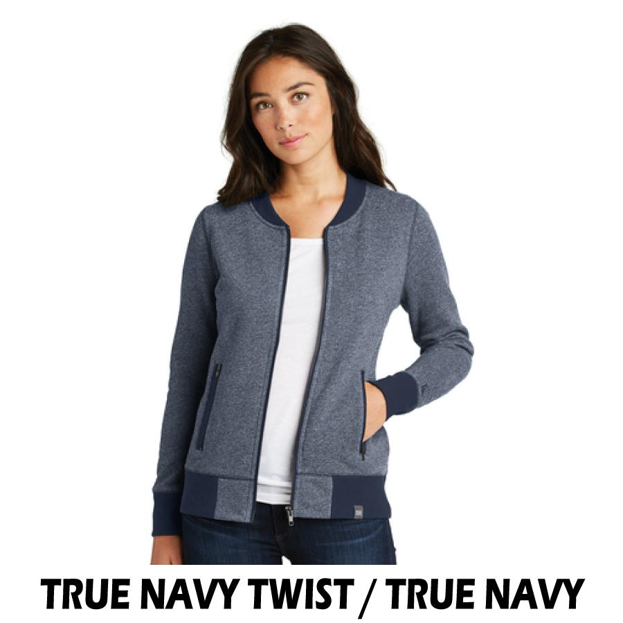 NLCC LNEA503 Ladies French Terry Jacket