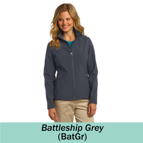 HAMH L317 Ladies Port Authority Core Soft Shell Jacket