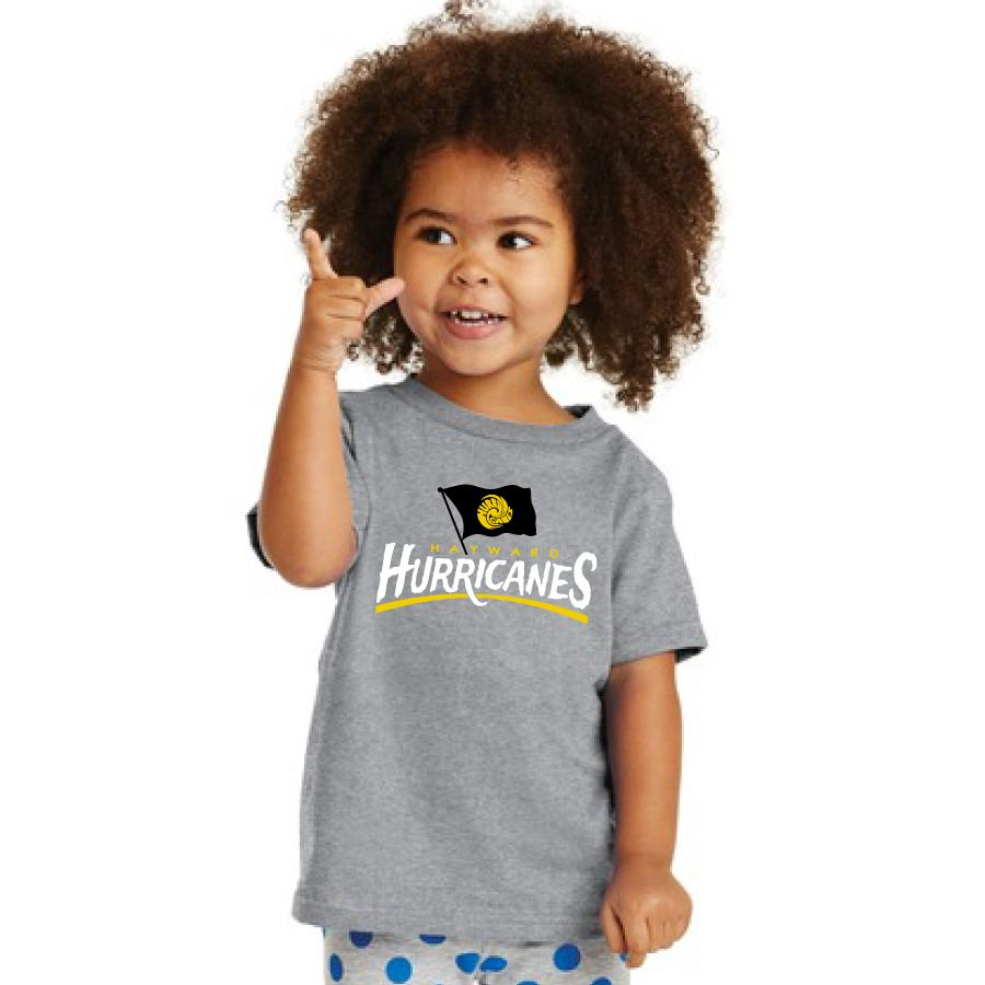 HH CAR54T -  Toddler Athletic Grey