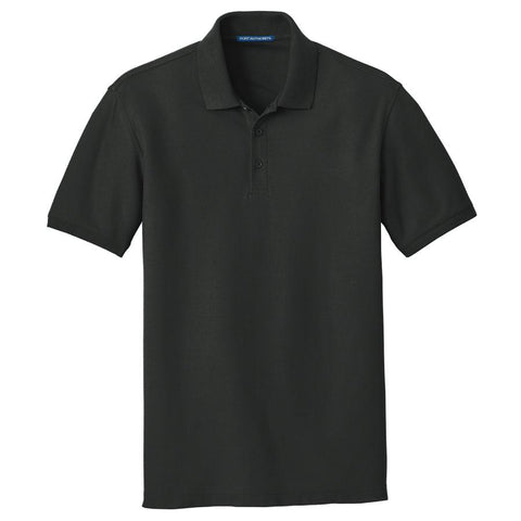 Key Choice Core Classic Pique Polo Men's