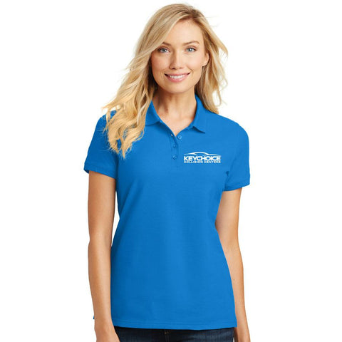 Key Choice Core Classic Pique Polo Women's