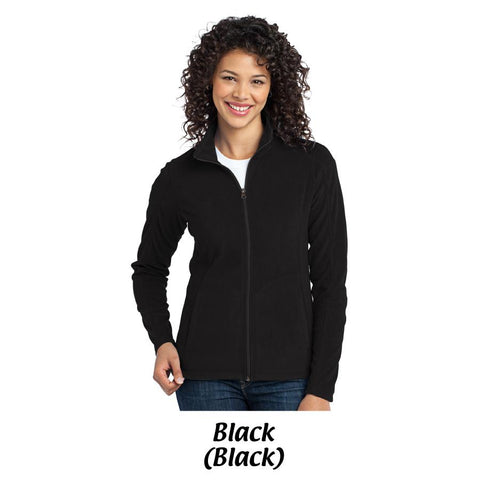 AMH L223 Port Authority - Ladies Microfleece Jacket