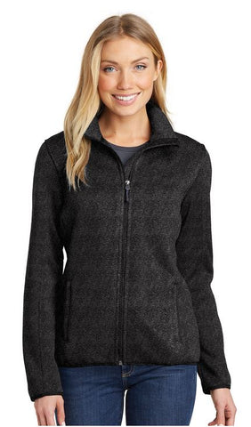 MMC L232 Port Authority Ladies Sweater Fleece Jacket