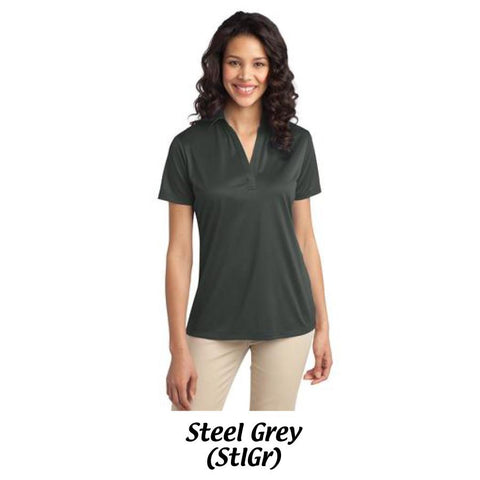MMC Port Authority® Ladies Silk Touch™ Performance Polo L540