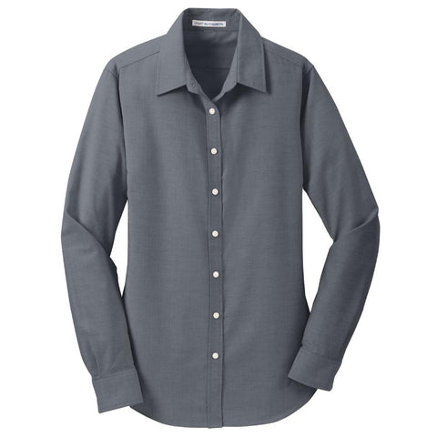 Key Choice SuperPro™ Oxford Shirt Women's