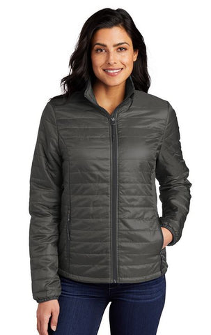 MMC L850 Port Authority Ladies Puffy Jacket