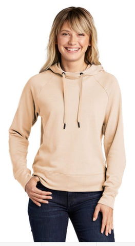 HAMH LST 272 Sport-Tek® Ladies Lightweight French Terry Pullover Hoodie