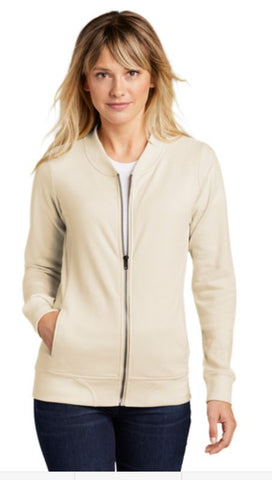 HAMH LST 274 Sport-Tek® Ladies Lightweight French Terry Bomber