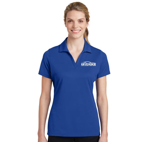 Key Choice RacerMesh® Polo Women's