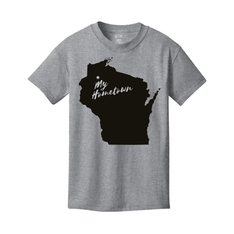 Hometown Short Sleeve T-Shirts