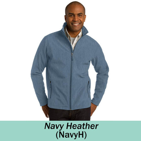 HAMH J317 Port Authority Core Soft Shell Jacket