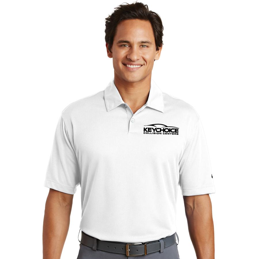 Key Choice Nike Dri-FIT Pebble Texture Polo Men's