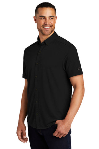 HAMH OG141 OGIO® Gravitate Full-Button Polo