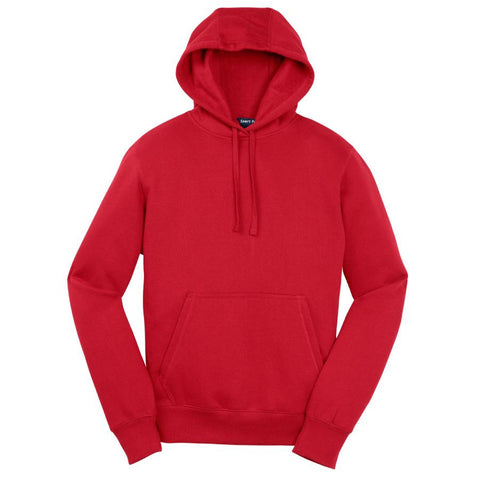Key Choice Pullover Hooded Sweatshirt